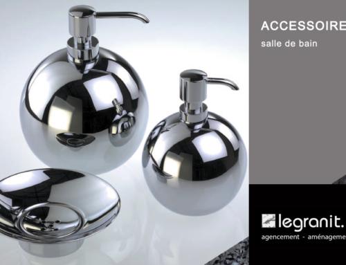 Les accessoires pour votre salle de bain