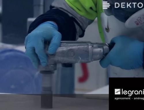 Comment le Dekton est-il fabriqué ?