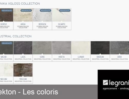Quelles sont les tendances en matière de couleurs et de finitions ?