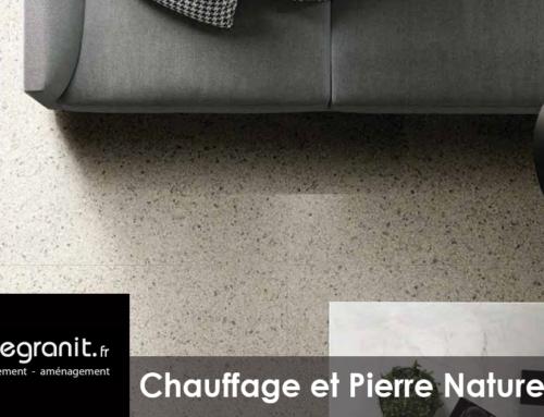 Chauffage et Pierre Naturelle